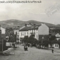 Радомир - изглед от площада. 1925 г.