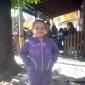 Това е Ерика, тя често е на площад Свобода близо до работното масто на майка си