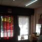 Витрина на фризьорски салон в Радомир