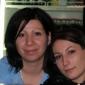 Първите две чаровни радомирки попаднали в обектива - Ради и Ина - барманки