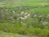 Изглед към стария център на село Копаница